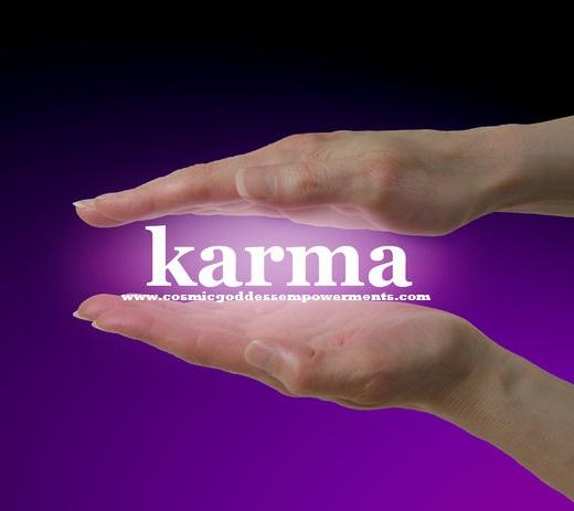 KARMA - PAST LIVES - FUTURE LIVES ANCESTRAL &